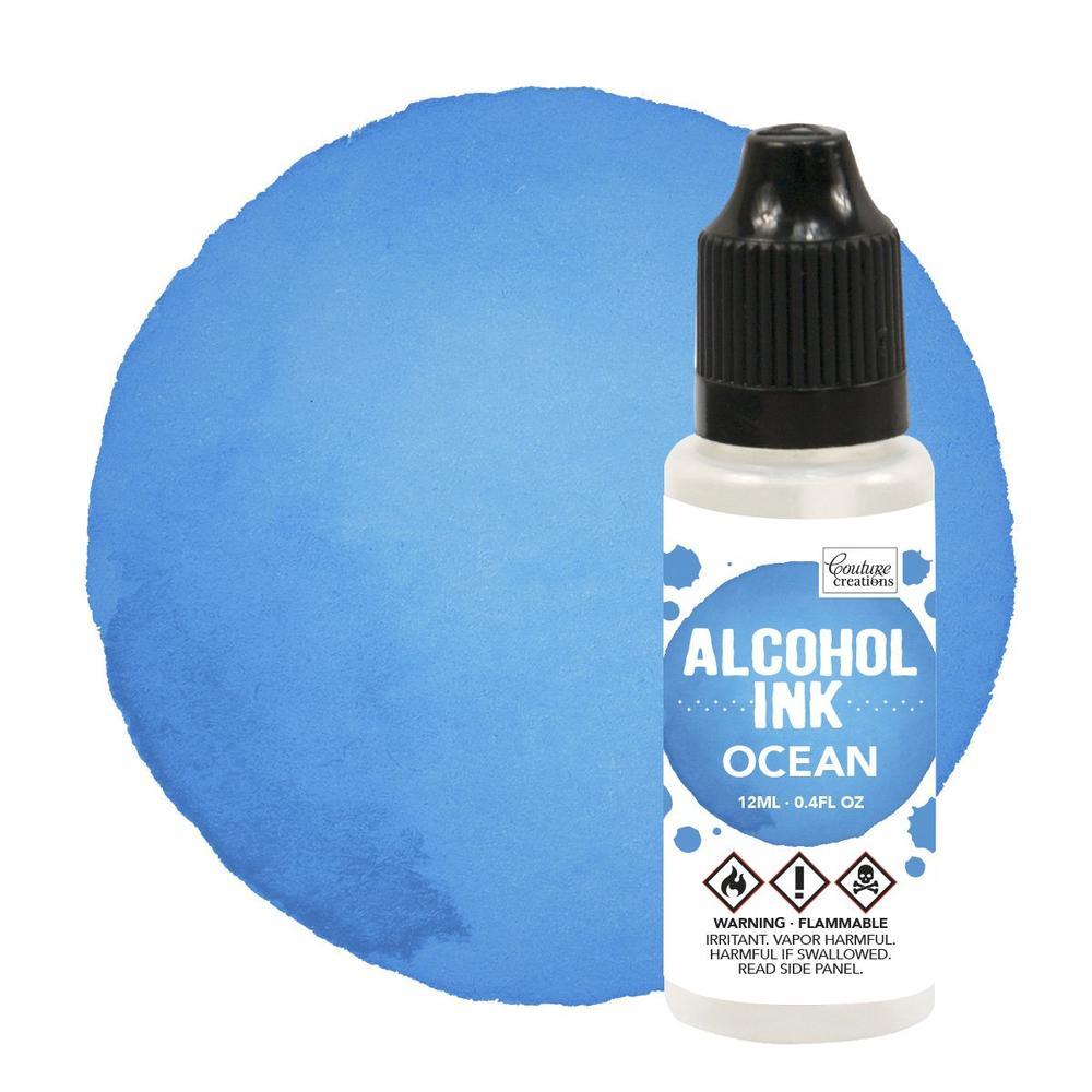 Alcohol Ink - Ocean - 12ml