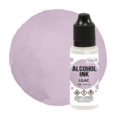 Alcohol Ink - Lilac - 12ml