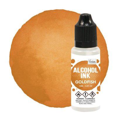 Alcohol Ink - Goldfish - 12ml
